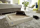 Kudde Hundebett Original (sahara, Gr.4 80 x 100 cm)