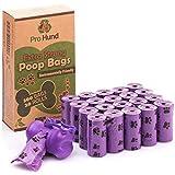 Pro Hund 300 Hundekotbeutel biologisch abbaubar mit Beutelspender und Leinenclip/Kotbeutel mit...
