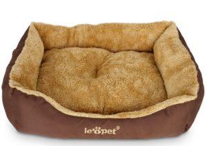 Leopet Hundebett Hundekörbchen